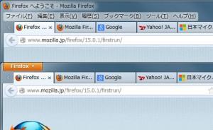 Fx4以降ではメニューバーを非表示にするとタイトルバーにサイトタイトルが表示されなくなる