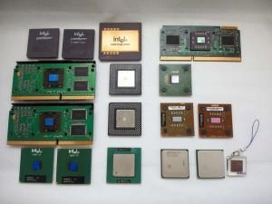 所有CPU