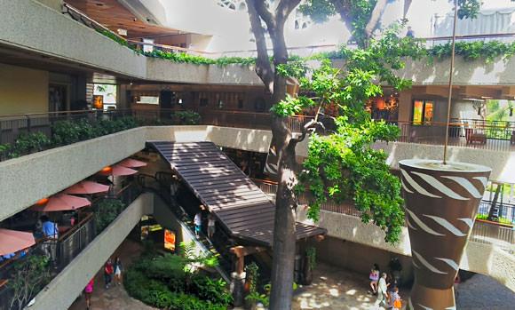 ロイヤルハワイアンセンター